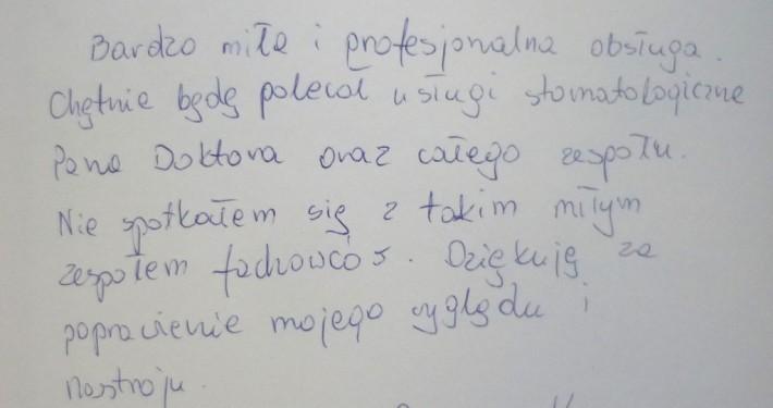 stomatologia iława
